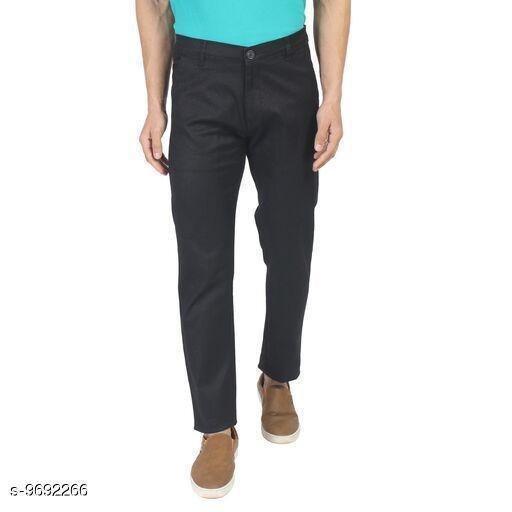 Trousers Designer Glamarous Men Trousers Designer Glamarous Men Trousers Product Name - Men Trouser Fabric - Cotton Size - 28/30/32/34 Multipack - 01 Pc  *Sizes Available* 28, 30, 32, 34, 36 *    Catalog Name: Designer Glamarous Men Trousers CatalogID_1717296 C69-SC1212 Code: 146-9692266-