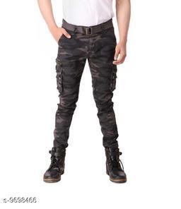 Designer Glamarous Men Trousers
