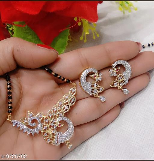 Shimmering Beautiful Mangalsutras Set