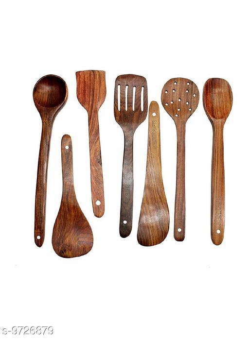 Cutlery rc spoon set of 7  *Pack* Multipack  *Sizes Available* Free Size *    Catalog Name: Trendy Spoons CatalogID_1725038 C135-SC1661 Code: 282-9726879-