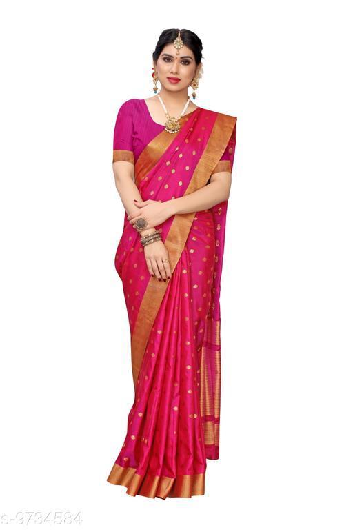 VASTRA Banarasi Silk Saree