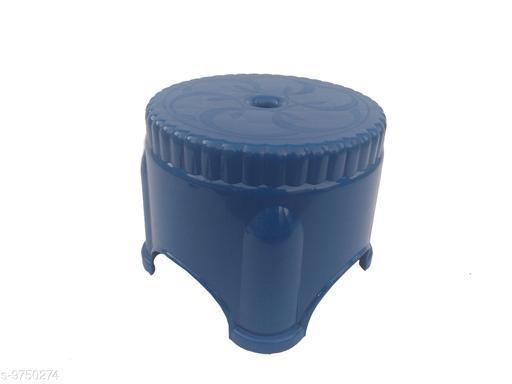 Round Shape Bathroom Stool