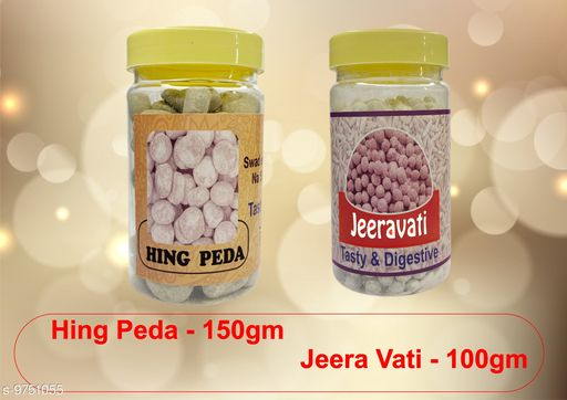 Baking Mould Hing peda and Jeeravati  *Pack* Pack of 2  *Sizes*  Free Size  *Sizes Available* Free Size *    Catalog Name: Trendy Candy & Chocolate Moulds CatalogID_1730448 C137-SC1600 Code: 471-9751055-