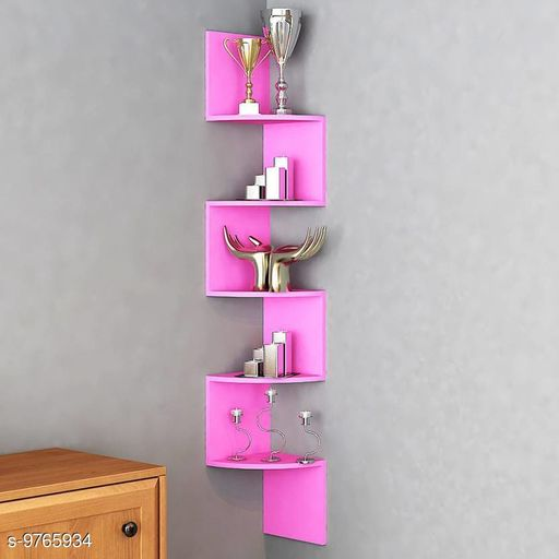 Other Trendy Wooden Haxagon Shape Wall shelf Trendy Wooden Haxagon Shape Wall shelf Country of Origin: India Sizes Available: Free Size   Catalog Rating: ★4.1 (118)  Catalog Name: Check out this trending catalog CatalogID_1733959 C131-SC1801 Code: 716-9765934-