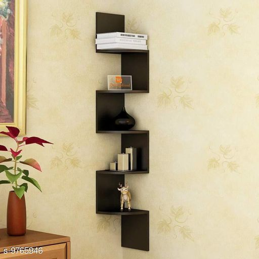 Other Trendy Wooden Haxagon Shape Wall shelf Trendy Wooden Haxagon Shape Wall shelf Country of Origin: India Sizes Available: Free Size   Catalog Rating: ★4.1 (118)  Catalog Name: Check out this trending catalog CatalogID_1733959 C131-SC1801 Code: 765-9765946-