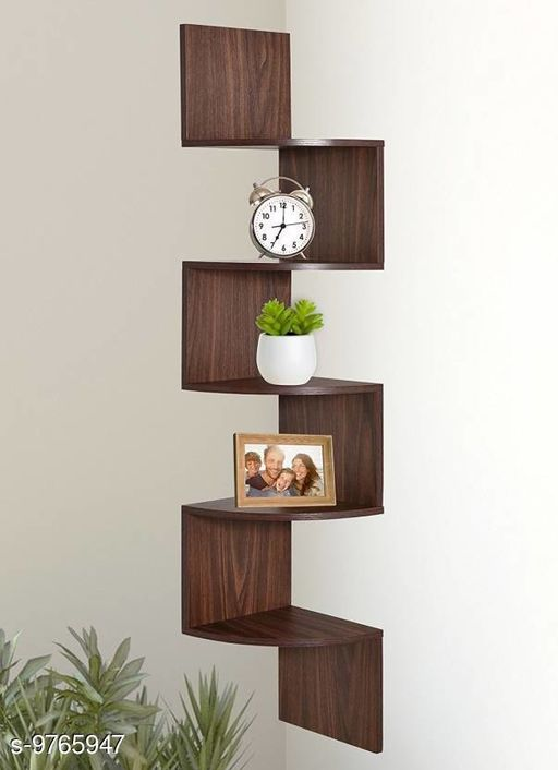 Other Trendy Wooden Haxagon Shape Wall shelf Trendy Wooden Haxagon Shape Wall shelf Country of Origin: India Sizes Available: Free Size   Catalog Rating: ★4.1 (118)  Catalog Name: Check out this trending catalog CatalogID_1733959 C131-SC1801 Code: 716-9765947-