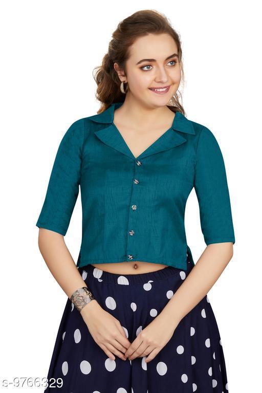 Designer Art Silk blouse