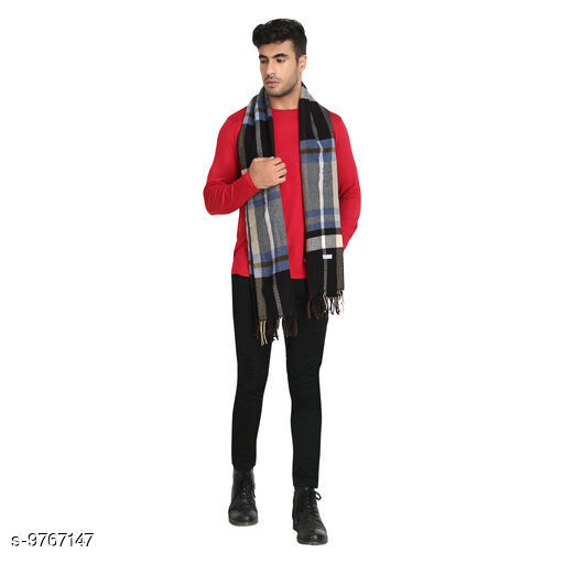 Mufflers, Scarves & Gloves New Fancy Men's  Mufflers, Scarves & Gloves  *Fabric* Woollen  *Pattern* Printed  *Multipack* 1  *Sizes* Free Size (Length Size  *Sizes Available* Free Size *    Catalog Name: New Fancy Men's  Mufflers, Scarves & Gloves CatalogID_1734229 C65-SC1228 Code: 553-9767147-