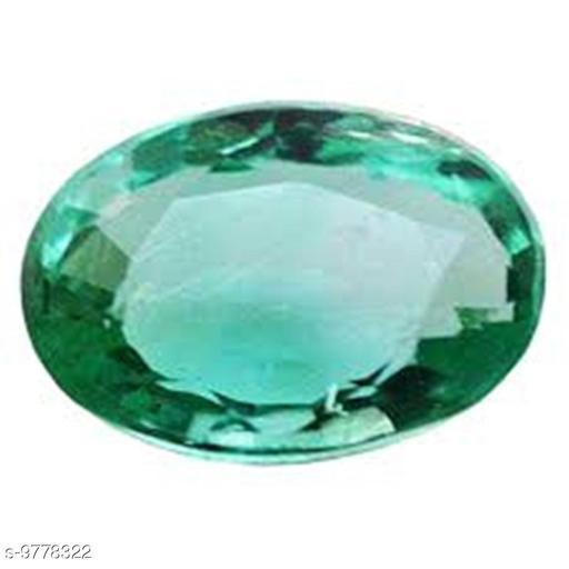 Raviour 5.50 Ratti/5.0 ct. Emerald/Panna Standard Certified Natural Gemstone