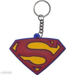 OMAYA Soft Rubber Super cartoon Keychain (pvc) Key Chain