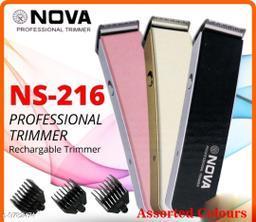 NOVA-216 Beard Remover Trimmer