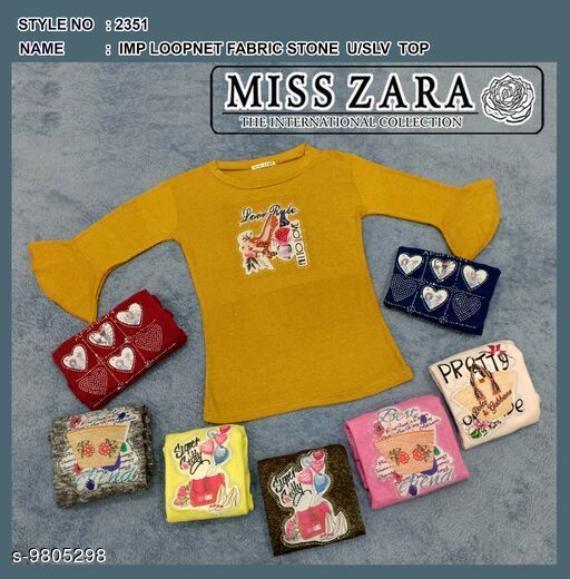 Tshirts & Polos Beautiful Kids Tshirts  *Fabric* Crepe  *Multipack* Single  *Sizes*  Free Size  *Sizes Available* Free Size *    Catalog Name: Cute Funky Boys Tshirts CatalogID_1742395 C59-SC1173 Code: 264-9805298-