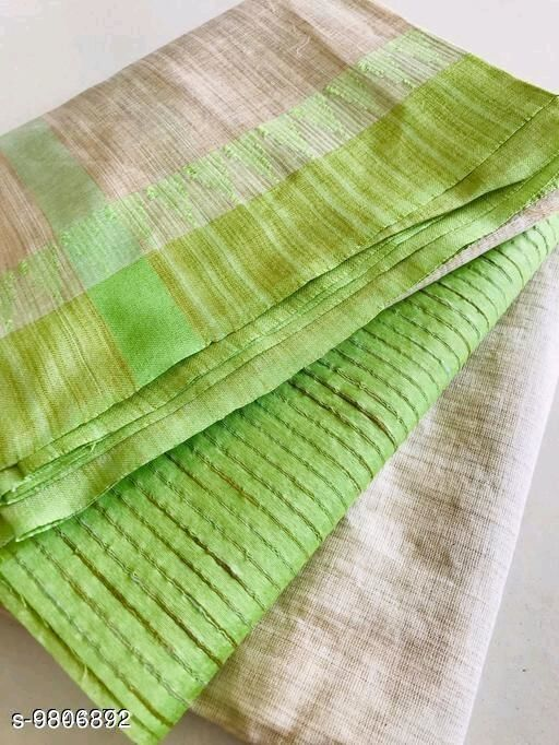Ikat Embellished Cotton Suits & Dress Materials