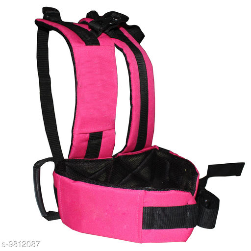 Two Wheeler Kids/Baby Safety Seat Belt - Pink