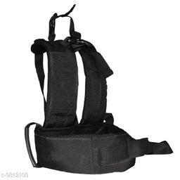 Two Wheeler Kids/Baby Safety Seat Belt - Black