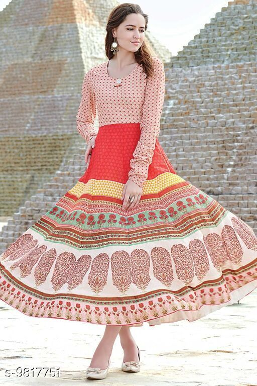 Beautifull Western Gown