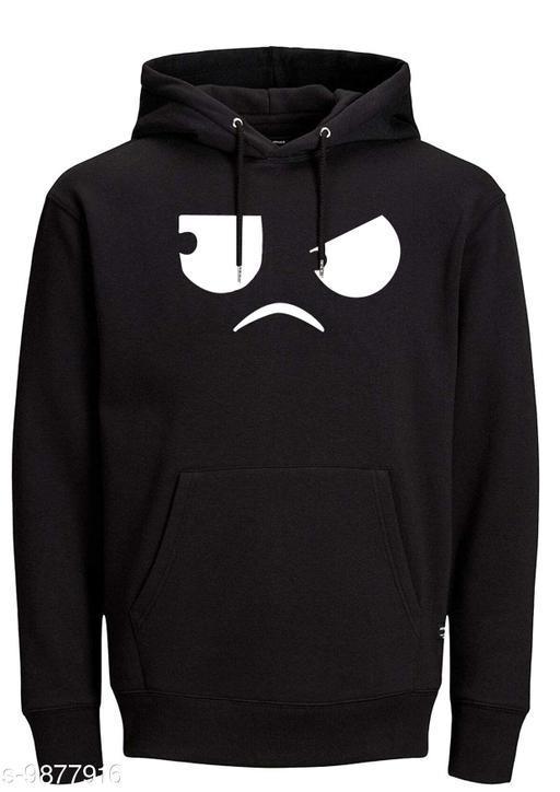 BADBOY Printed Hooded Neck Sweatshirt for Men