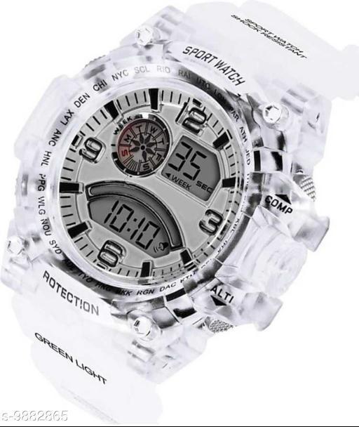 Green Scapper Digital Watches For Men & Boys-2626