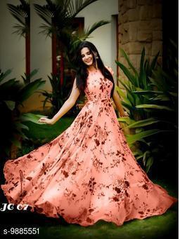 Sofiya Ethnic Wear Rayon Gown