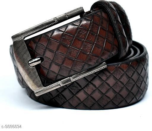 Trendy Men's Belt