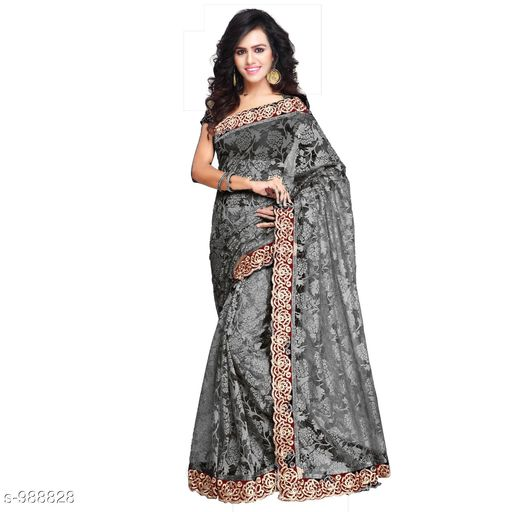 Fancy Designer Net Saree