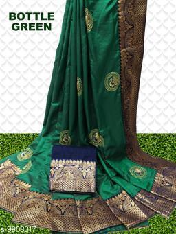 Attractive Sana Silk Women's Saree