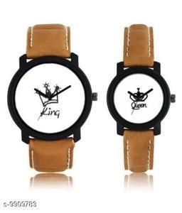 Stylish  Couple Watch