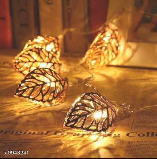 Lights Beautiful Home lights  *Waterproof* No  *Pack* Pack of 1  *Sizes Available* Free Size *    Catalog Name: Trendy Indoor String Lights CatalogID_1772550 C127-SC1620 Code: 694-9943241-