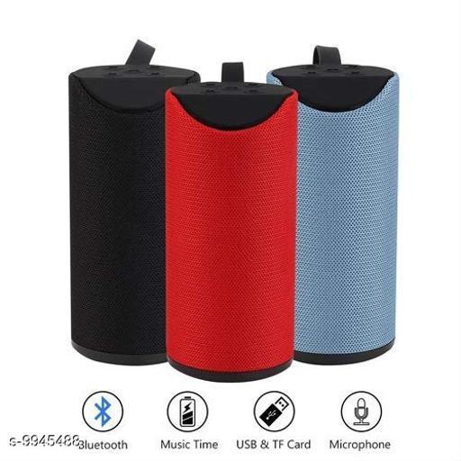 Portable Bluetooth Speaker ( Multi Colour)