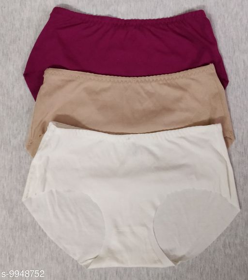 Briefs TRENDY WOMEN BRIEFS  *Fabric* Polyester  *Multipack* 3  *Sizes*   *S (Waist Size* 26 in)  *Sizes Available* S *    Catalog Name: Sassy Women Briefs CatalogID_1773927 C76-SC1042 Code: 653-9948752-