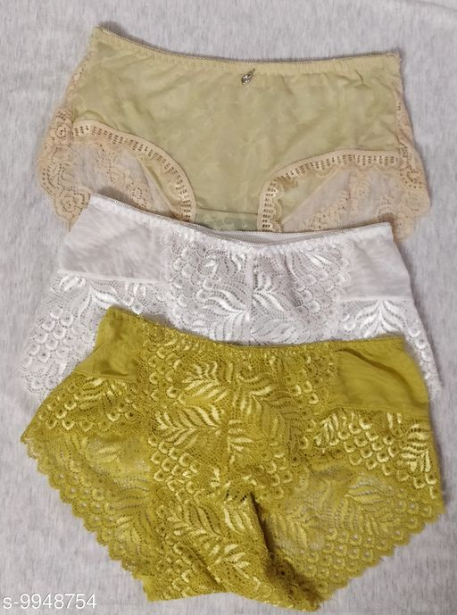 Briefs TRENDY WOMEN BRIEFS  *Fabric* Polyester  *Multipack* 3  *Sizes*   *S (Waist Size* 28 in)  *Sizes Available* S *    Catalog Name: Sassy Women Briefs CatalogID_1773927 C76-SC1042 Code: 653-9948754-