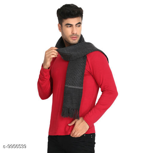 Mufflers, Scarves & Gloves New Fancy Men's Mufflers, Scarves & Gloves  *Fabric* Woollen  *Pattern* Printed  *Multipack* 1  *Sizes* Free Size (Length Size  *Sizes Available* Free Size *    Catalog Name: New Fancy Men's Mufflers, Scarves & Gloves CatalogID_1775924 C65-SC1228 Code: 553-9956539-