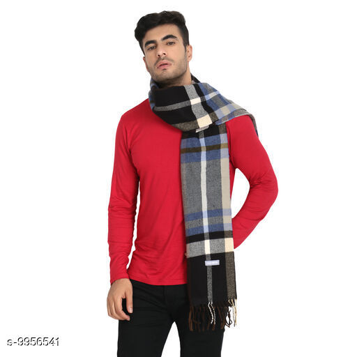 Mufflers, Scarves & Gloves New Fancy Men's Mufflers, Scarves & Gloves  *Fabric* Woollen  *Pattern* Printed  *Multipack* 1  *Sizes* Free Size (Length Size  *Sizes Available* Free Size *    Catalog Name: New Fancy Men's Mufflers, Scarves & Gloves CatalogID_1775924 C65-SC1228 Code: 553-9956541-