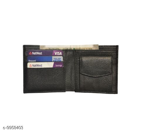 Wallets Classic wallets  *Material* PU  *Sizes* Free Size  *Sizes Available* Free Size *    Catalog Name: FashionableModern Men Wallets CatalogID_1776437 C65-SC1221 Code: 223-9958403-