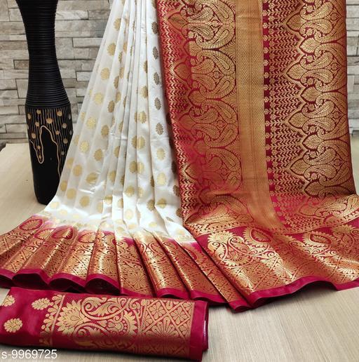 attractive kanjeevaram silk sarees