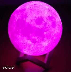 LED Lights & Lamps Moon Light  *Pack* Pack of 1  *Sizes Available* Free Size *    Catalog Name: Attractive Table Lamps CatalogID_1781562 C103-SC1416 Code: 648-9982324-