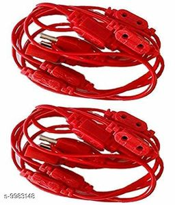 Diwali Ladi Jointer/Connector/Christmas Lighting Jointer (7+1, Pack of 1)