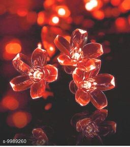 New Fancy Electronic Crystal Flower And Crystal Cube Decoration Ladi